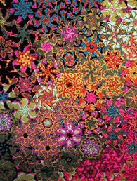55 best Art - Quilts - Slashed and Switched images on Pinterest ... & Kaffe Fassett quilt. This is gorgeous. Adamdwight.com