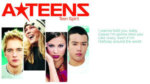 Lyrics teens half way a