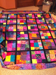 30 best Quilts -- Crazy 9 Patch images on Pinterest | Crazy ... & Crazy 9 patch quilt top Adamdwight.com