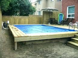 semi inground pool cost. Semi Inground Pool Installation Cost Partial Kits Swimming I