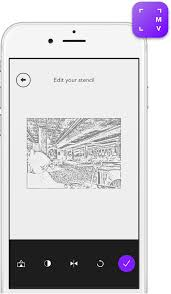 edit my paper polaroid zip review the best tiny photo printer  grid drawing tracing paper app for artists illustrators myvinchy will actively help you to draw and