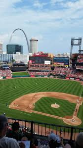 Busch Stadium Section 453 Row 4 Seat 11 St Louis