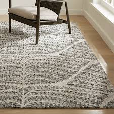 Crate and Barrel Exclusive. Eden Hand Tufted Wool Rug