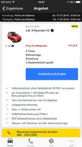 Mietwagen mallorca adac mitglied