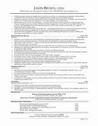 Lovely Good Job Objectives For Resume Pdf Format Finance Resume ...