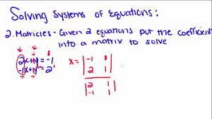 introduction to geometry 43 solving systems of equations by elimination