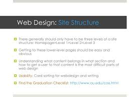 Web Design Structure Usability Testing And Web Design Ppt Download