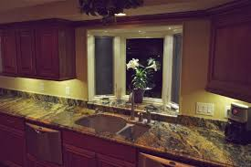 Under Kitchen Counter Lighting Kitchen Lighting Archives Home Landscapings