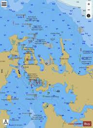 Kent Island Narrows Marine Chart Us12272_p623 Nautical