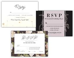 How To Reply To Wedding Rsvp Card Artincard Rsvp A Combination Of Offline And Online Wedding