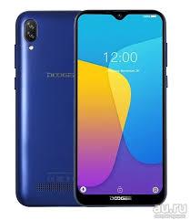 "Мобильный <b>телефон Doogee X90</b> 1Gb/16Gb Blue (6,1""/8+5МП/3G ..."