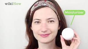 wikihow video how to apply simple makeup