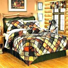 rustic quilt bedding sets fantastic rustic cabin bedding rustic cabin quilts off sharp quilts rustic cabin