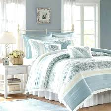 cottage bedding set farmhouse sets comforter bedroom comforters top denim blue jean 2 star style cottage bedding set