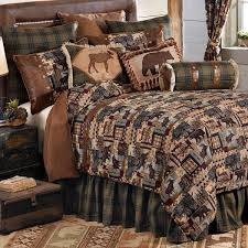 image of woodland cabin bed set