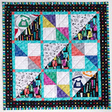 Seams Like a Dream Quilt Designs – Savannah Squares Mini & Mini quilt, a new quilt pattern by Kate Colleran Adamdwight.com