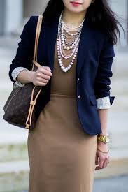 J Crew Resume Dress Camel Navy Fast Food Fast Fashion a personal style blog 12