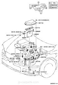 Toyota altezzaaltezza gita gxe10 aepvk basic ignition wiring diagram 242110 8404 0001 toyota altezzaaltezza gita gxe10