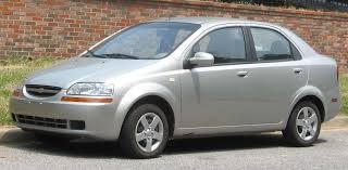 2005 Chevrolet Aveo - Information and photos - ZombieDrive