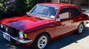 Toyota Corolla KE20 1973 | The Best Stuff In The World | Pinterest ...