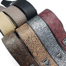 belt guitar strap