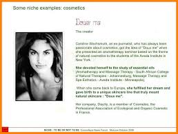 artist bios exles makeup artist bio template exle templates expert concept also jpg