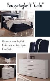 Boxspringbett Lela Luxus Life Bett Boxspringbett Und