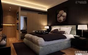 Bedroom: Wonderful Contemporary Bedroom Interiors. Modern Bed ...