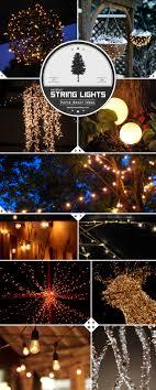 string lighting ideas. Outdoor String Lights Ideas Lighting