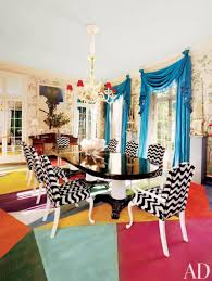 Large Living Room Area Rugs Living Room Colorful Geometrical Pattern On Area Rug For Booster