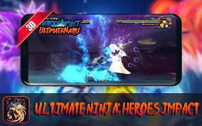 Ultimate Ninja: Heroes Impact 2 für Android - APK herunterladen