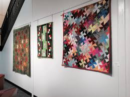 Quilts made by librarians on display at Downers Grove library - Chicago  Tribune