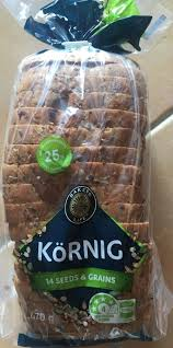 Aldi was forced to quietly remove the bread from shelves after the startling video went viral. Kornig 14 Seeds Grains Bread Aldi 670g