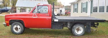 1989 Chevrolet 3500 flatbed pickup truck | Item I6365 | SOLD...