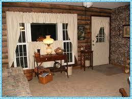 Primitive Living Room Furniture Primitive Curtains For Living Room Home Decorations Ideas