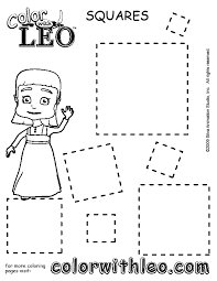 Small Picture Print free coloring pages of shapes for kids