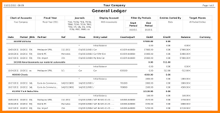 General Ledger Form 24 Sample Of General Ledger Edu Techation 15