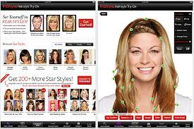 Hairstyle Simulator App get a virtual makeover with 15 see what you would look like apps 6401 by stevesalt.us