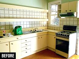 1970s kitchen cabinets kitchen cabinets an outdated kitchen just before a renovation refinishing kitchen cabinets updating