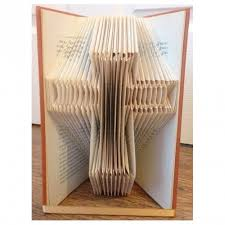Book Folding Patterns Interesting Cross 48 Book Folding Pattern Book Folding Patterns And Book