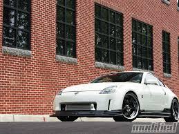 nissan 350z white modified. Contemporary White Modp 1105 01 O 2003 Nissan 350z Front View To Nissan White Modified S