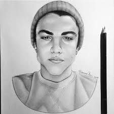 sidemen book drawing of ethan drawing ethan dolan clipartxtras of sidemen book drawing of ethan 91