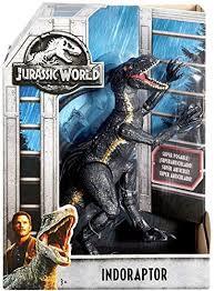 Buy <b>Jurassic World</b> Indoraptor Villian <b>Dinosaur Figure</b> (Multicolour ...