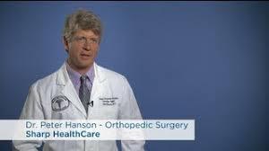 Dr. Peter Hanson | San Diego - Sharp HealthCare