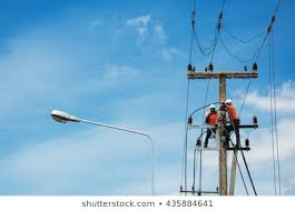 1000 Electrician And Power Lines Pictures Royalty Free Images