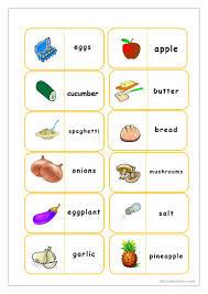Food Flash Cards Food Flashcards Worksheet Free Esl Printable Worksheets Made By