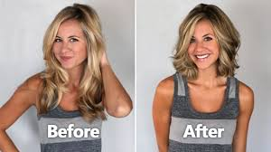 Hair Style Before And After Amazing Women Haircut Styles Before And After 2016 Youtube 4547 by wearticles.com