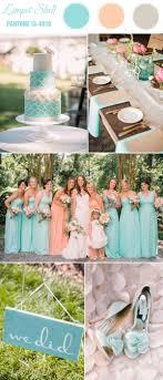 Pantone Top 10 Spring Wedding Colors 2016