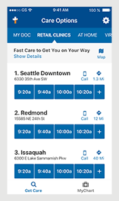 Health Connect App Providence