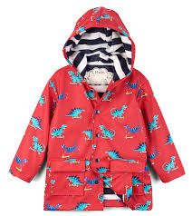 Hatley Raincoat Size Chart Hatley Clothing Boys Raincoat Scooting Dinos Skin Bliss